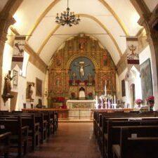 Carmel Mission Altar